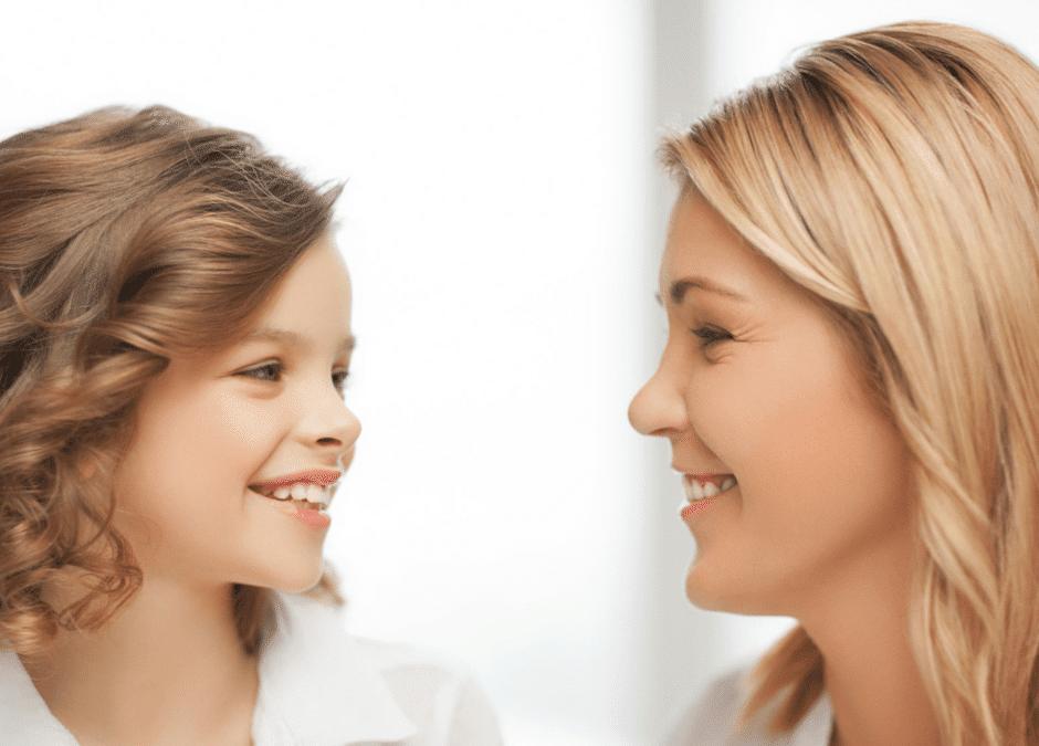 Kind als spiegel