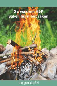 r Burn-out raken - hoogsensitief - Blog