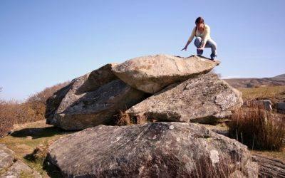 Balanceren op een dun koord