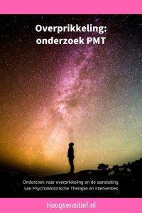 Overprikkeling onderzoek PMT