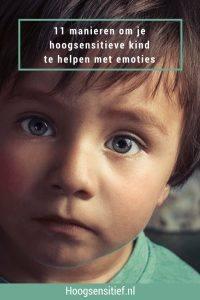 11 manieren om je hsk te helpen bij intense emoties. Hoogsensitieve kinderen voelen vaak veel en intens, maar weten dat niet goed onder woorden te brengen. Lees hier hoe je hen hier in begeleid.