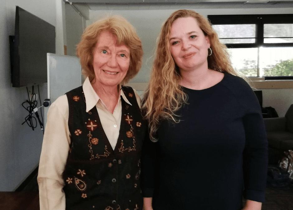 Mijn persoonlijke ontmoeting met Elaine Aron