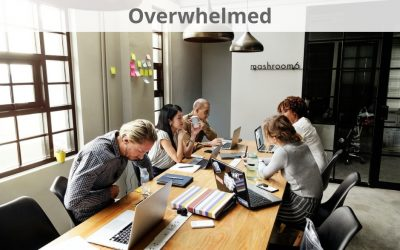 Overwhelmed: HSP notice more subtleties