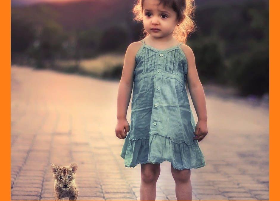 Hoogsensitieve dochter met een sterke wil