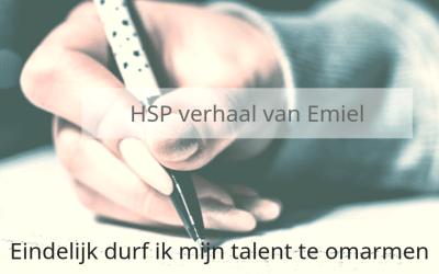 HSP verhaal van Emiel – mijn talent omarmen
