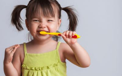 Tandenpoetsen zonder de favoriete tandpasta