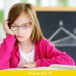HSK gebaat bij meer rust gedurende schoolweek