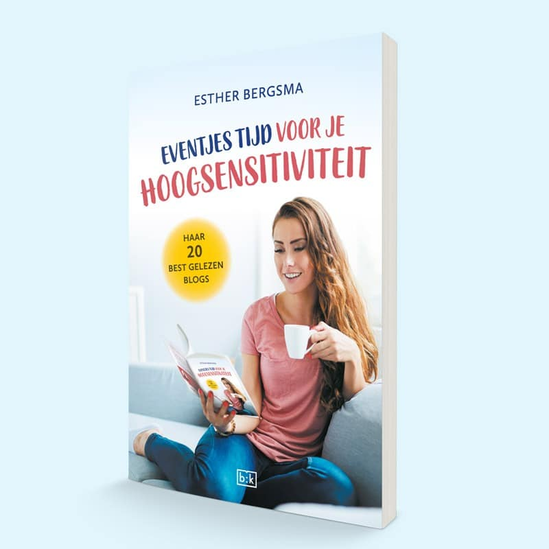 Eventjes tijd voor je hoogsensitiviteit Boek