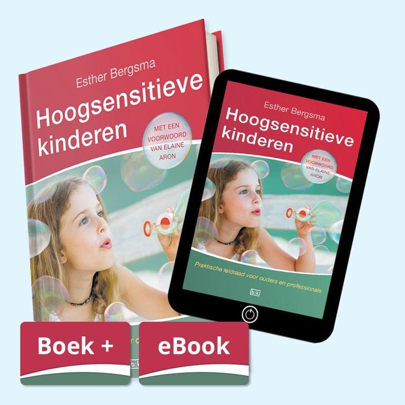 Hoogsensitieve Kinderen Boek + eBook