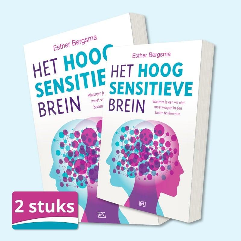 Het Hoogsensitieve Brein - 2 stuks