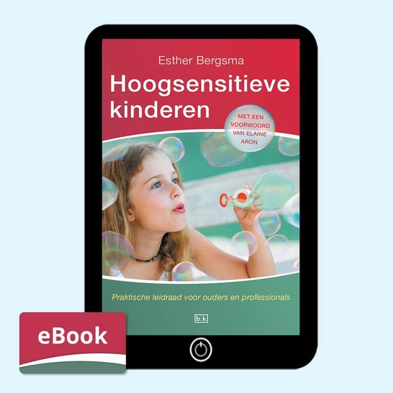 eBook Hoogsensitieve Kinderen