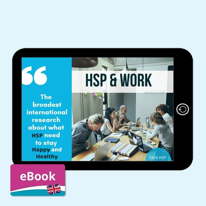 HSP & Werk eBook NL