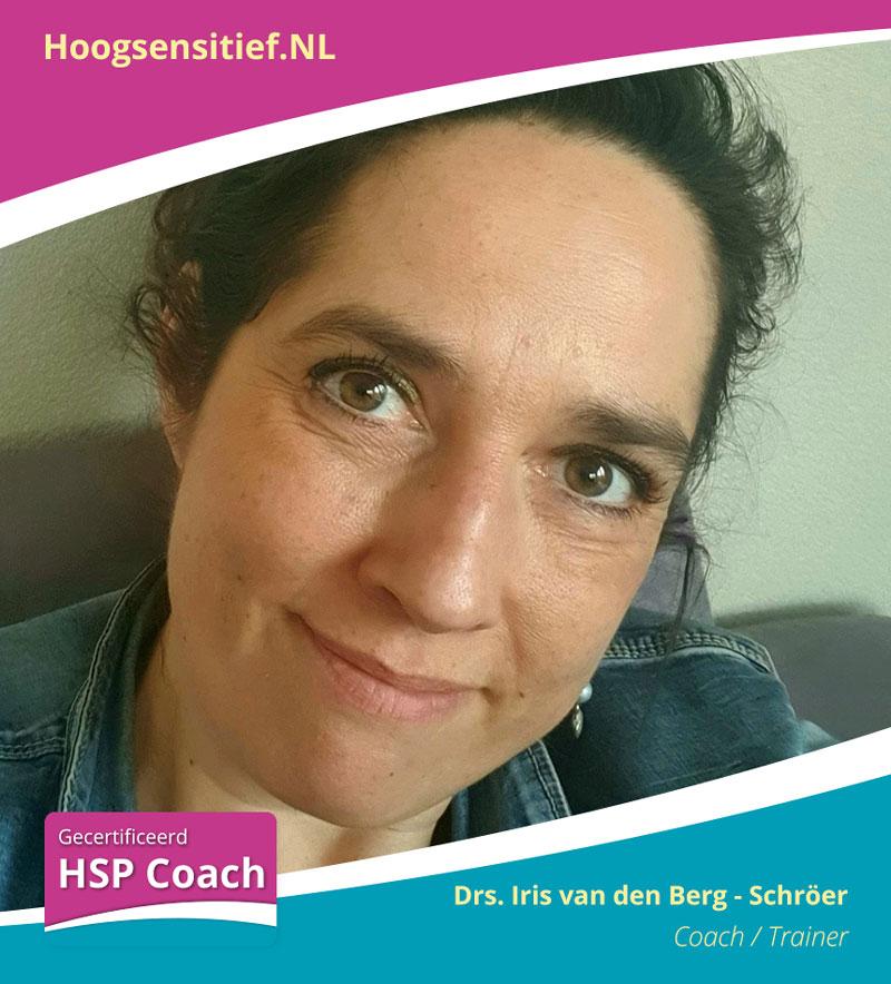 Iris van den Berg - Schröer
