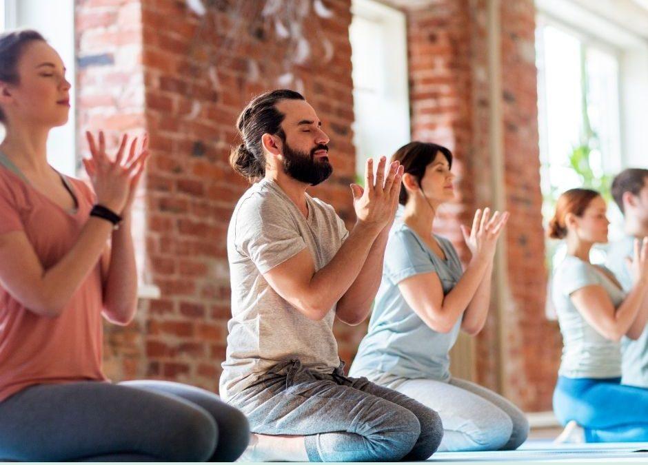Effect van yoga op de mentale gezondheid van HSP